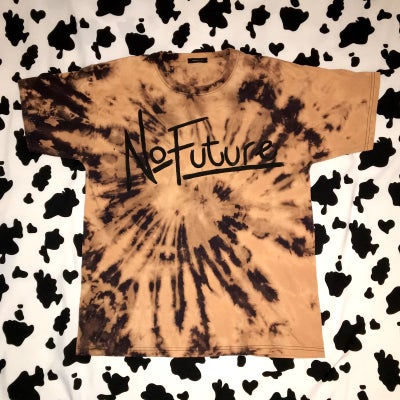 Image of No Future Tee (Black)