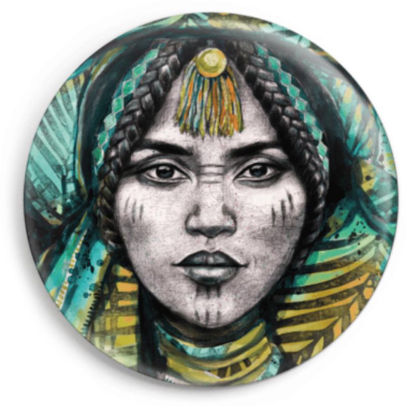"""Image of Magnet - """"Maryama turquoise"""""""