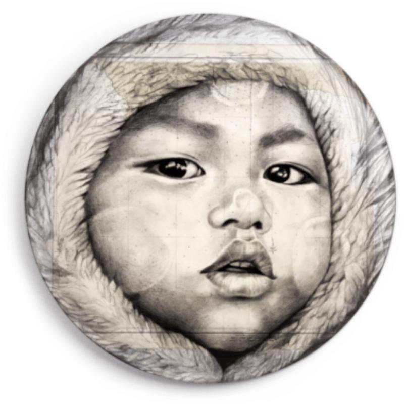 "Image of Magnet - ""Bébé birman"""