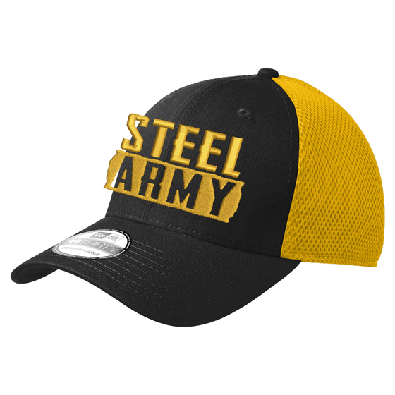 Image of Steel Army Hat