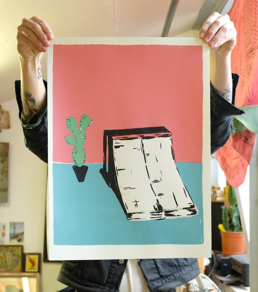 Image of 'Searching For Balance' Print