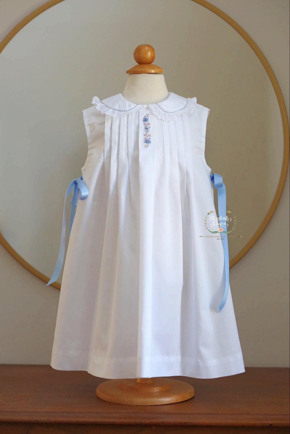 Image of Tipton Garden Dress & Bubble