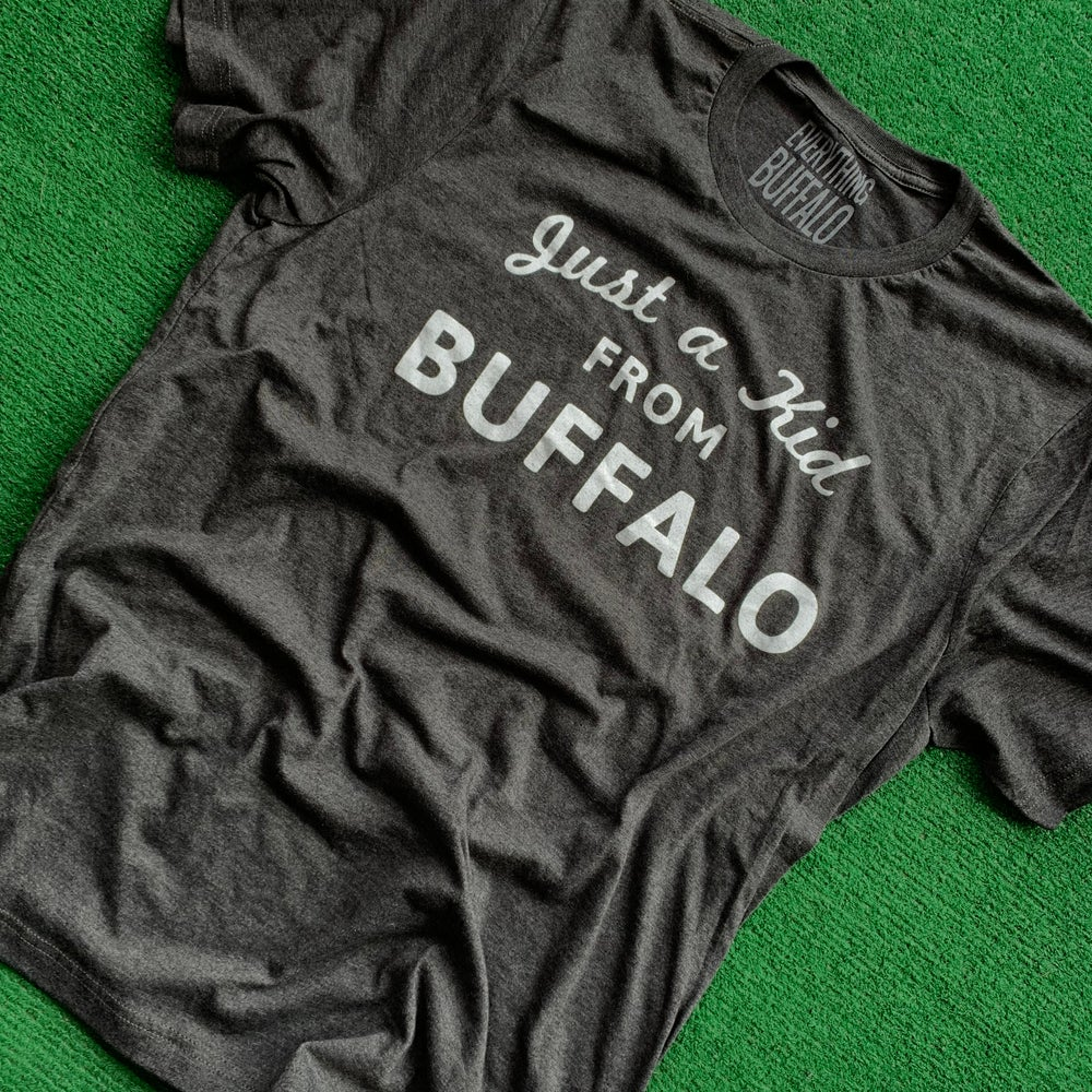Image of Just a Kid From Buffalo Tee