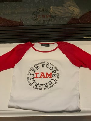 Image of I AM 3/4 Sleeve Tee (His or Hers)