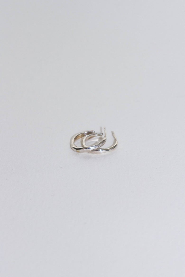 Image of Yve Hoop Earrings