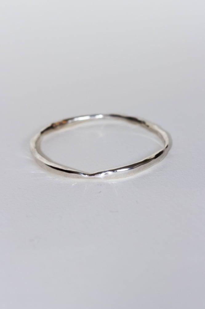 Image of Silver Bangle