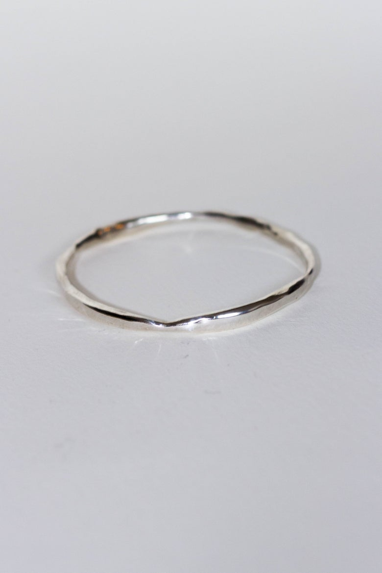 Image of Silver Bangle