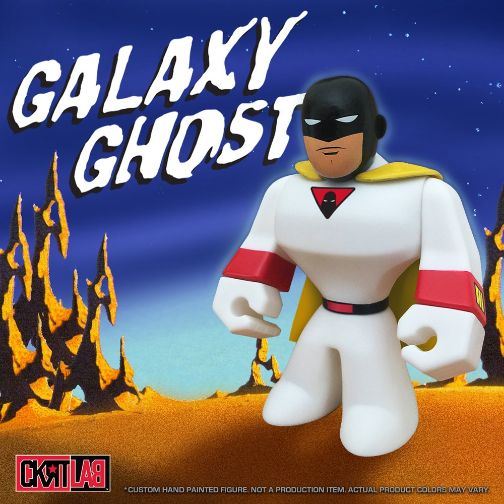 Image of GALAXY GHOST