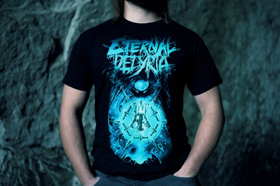 "Image of ""ETERNAL DELYRIA"" T-shirt"