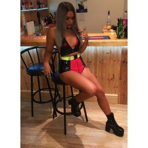 Image of Racer Girl Hotpants