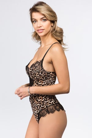 Image of Leopard and Lace