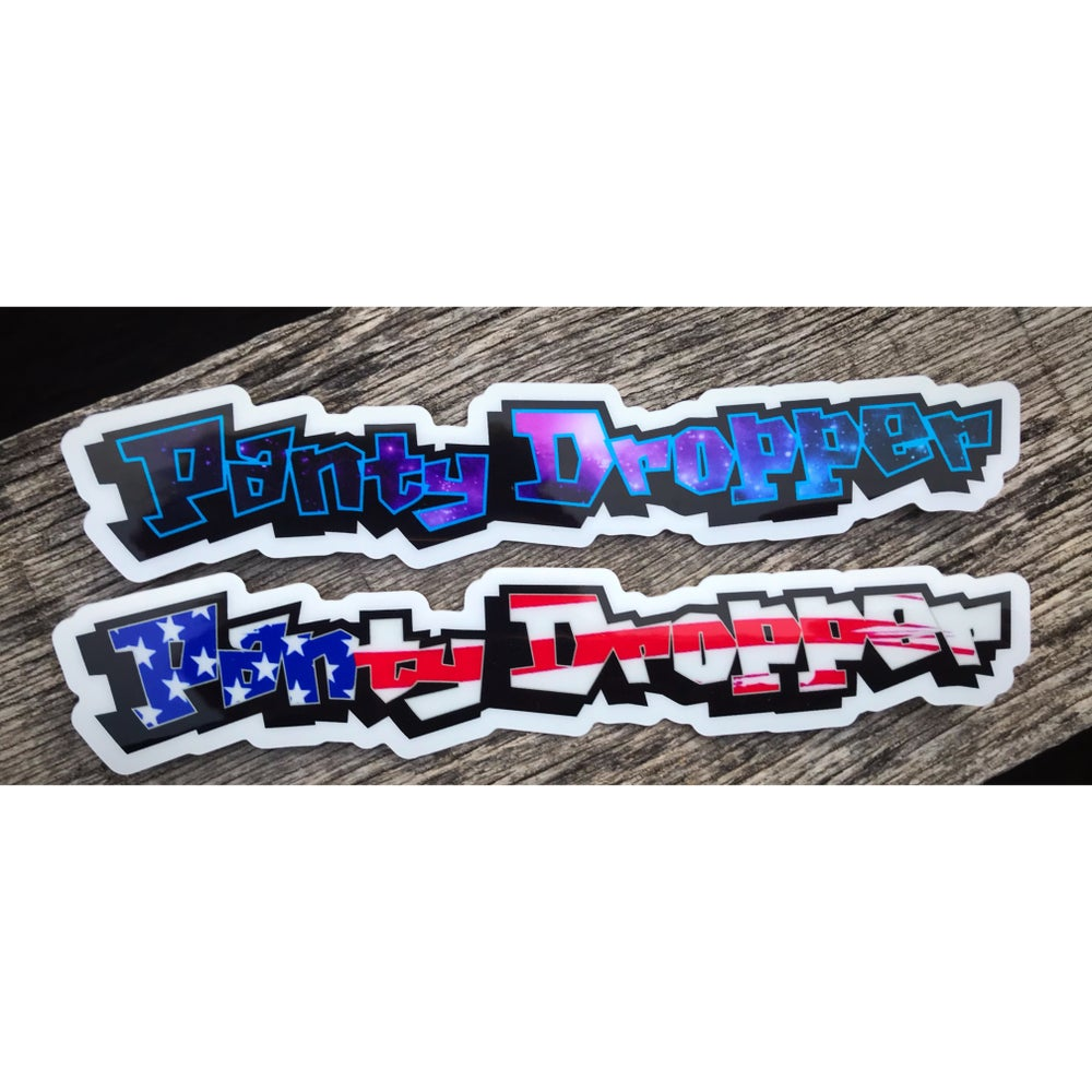 Image of Panty Dropper Decal