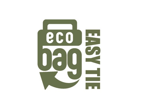 Image of 7 / 8 Litre Biodegradable & Compostable Food Waste Bin Bags With Tie Top - 150 Caddy Liners