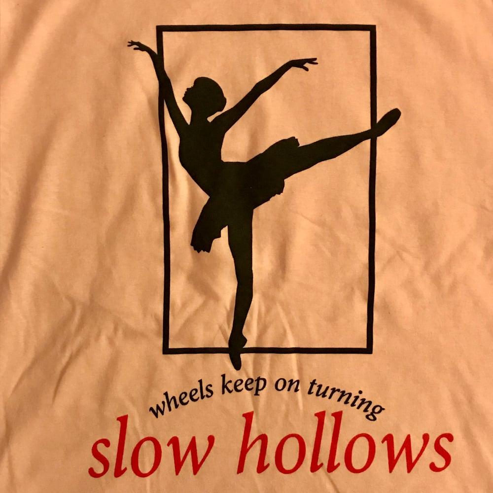 Image of Dancer Pink short-sleeve