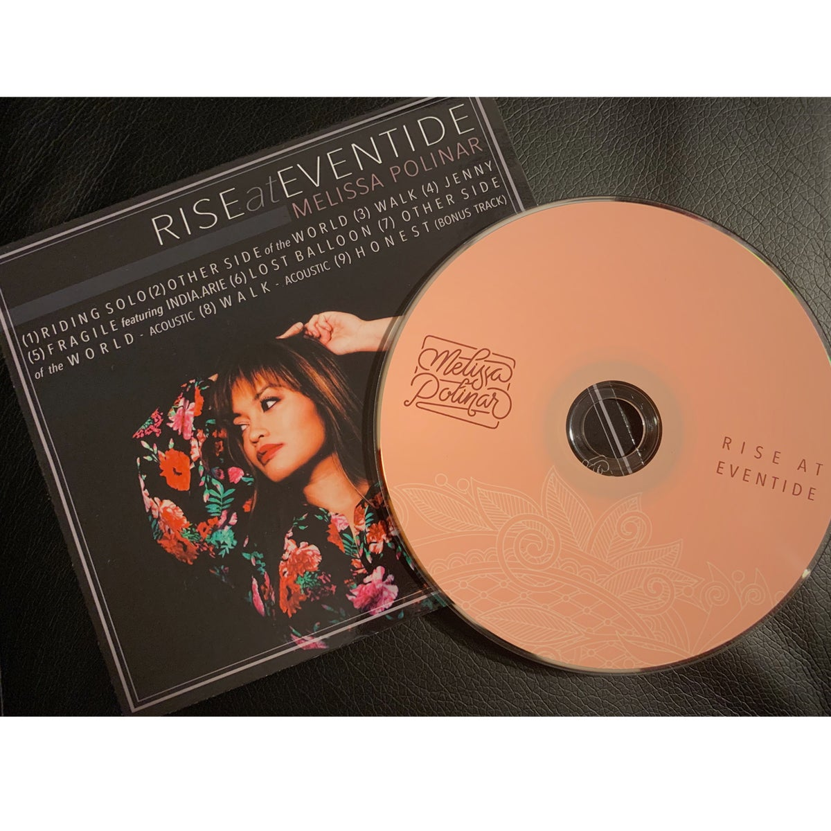 Image of Rise At Eventide (CD)