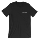 Image 1 of Free Indeed Embroidered Tee - Black