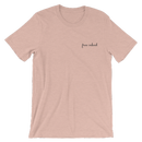 Image 1 of Free Indeed Embroidered Tee - Blush