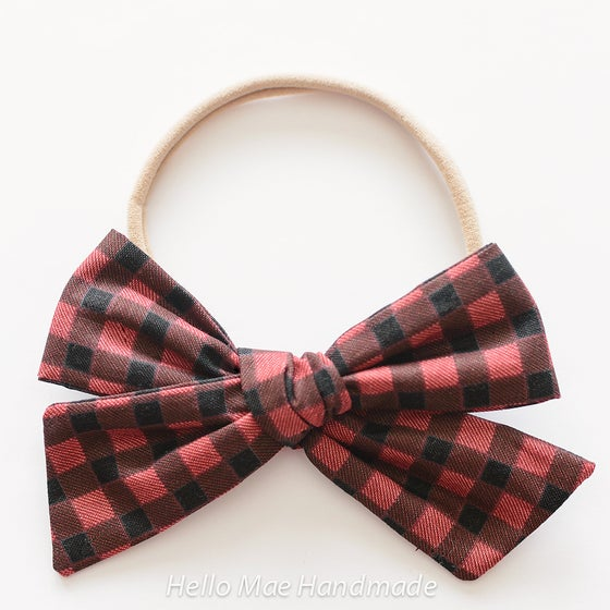 Image of Buffalo Plaid
