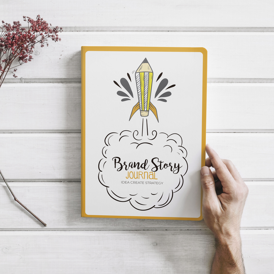 Image of Brand Story Journal - Digital