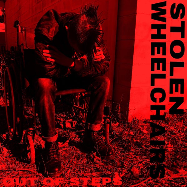 Image of Stolen Wheelchairs - Out of Steps CD