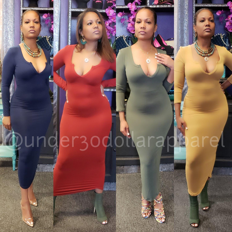 Image of Keyon Bodycon Dresses
