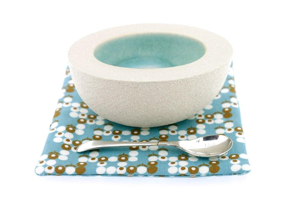 Image of Oval Salt Pot