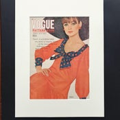 Image of Original Vogue Pattern Book April-May 1965 Jean Shrimpton