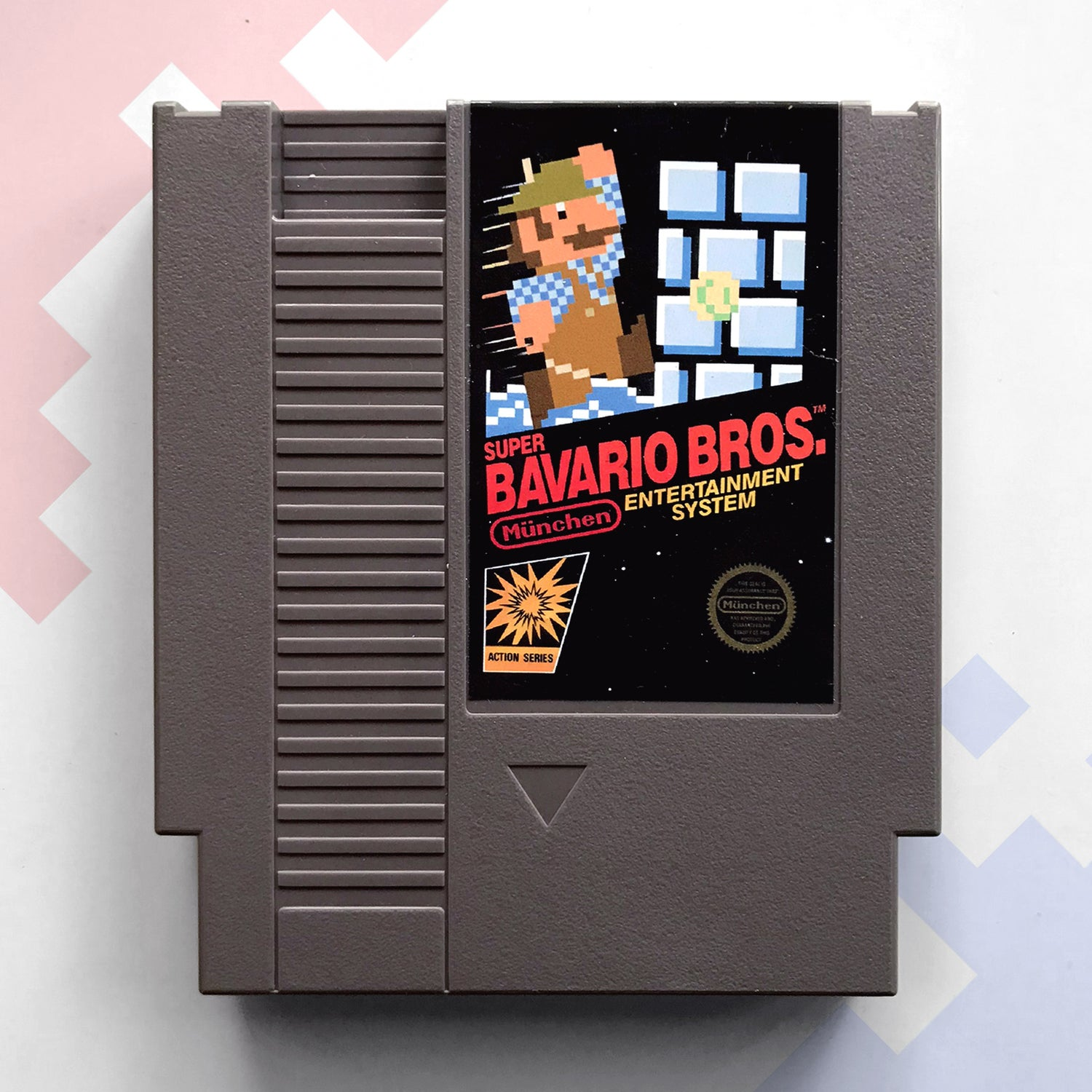 Image of Bavario Sticker Cartridge Edition (limited)