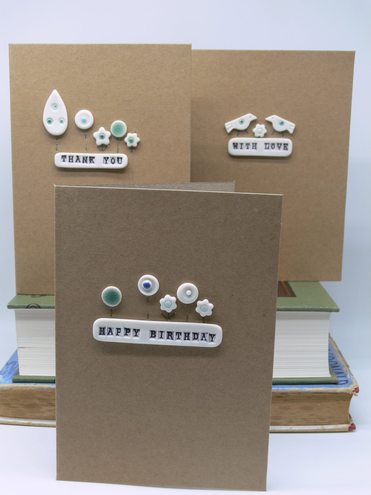 Image of Greetings Cards - Words