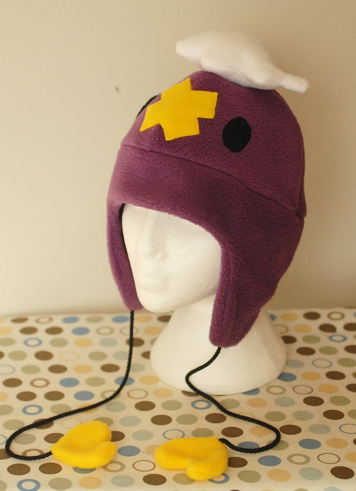 Image of Drifloon Pokemon Fleece Hat