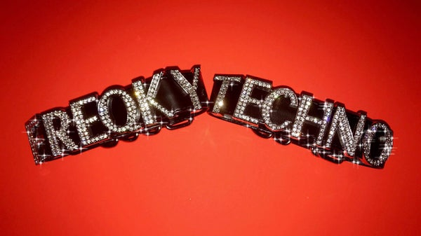 Image of FREQKY TECHNO CHOKER