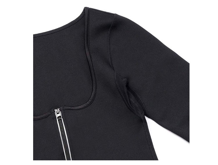 Image of Thermal Vest with Full length sleeves