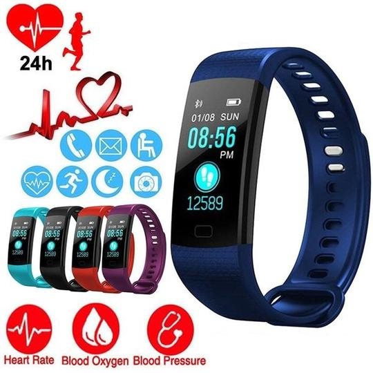 Image of Sports Fitness Smartwatch Android & iOS - 5 Colors