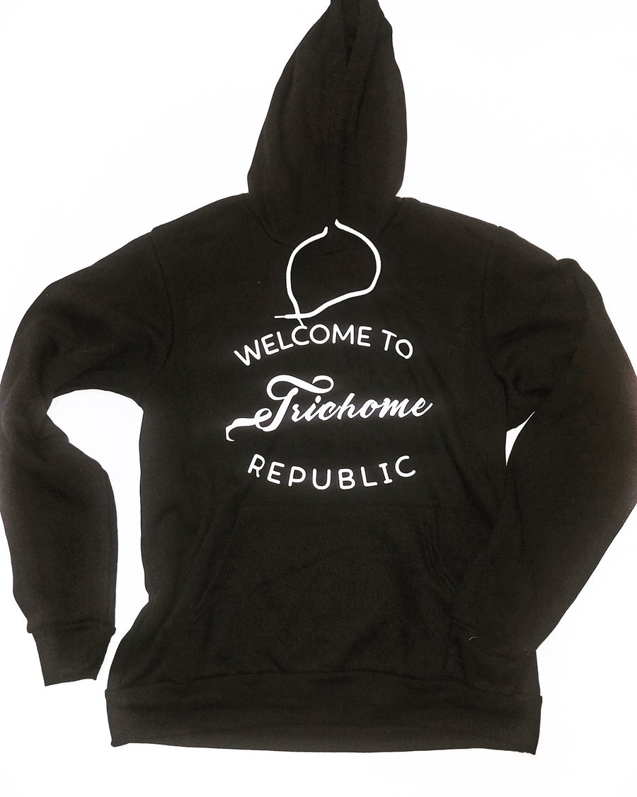 Image of Welcome to Trichome Republic