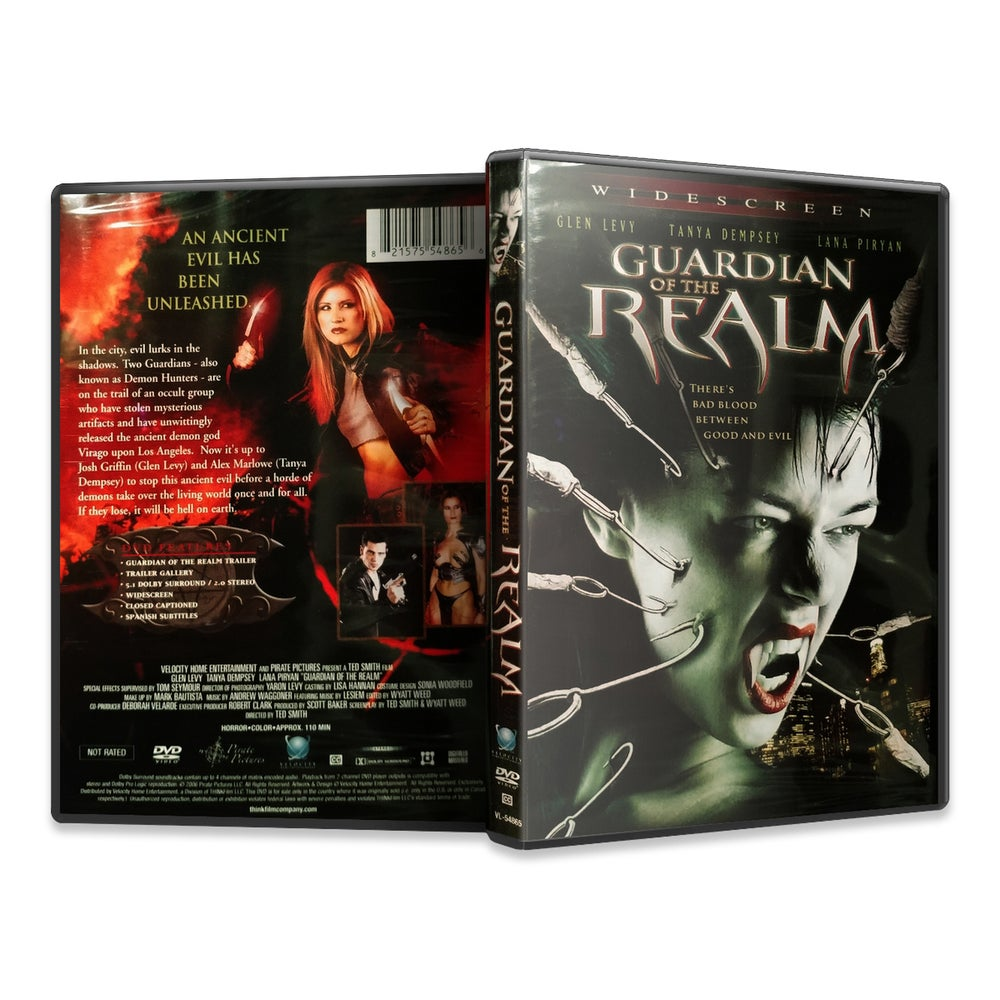 Image of Guardian of the Realm (DVD)