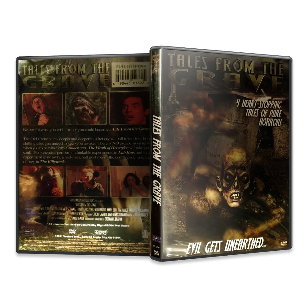 Image of Tales From The Grave (DVD)