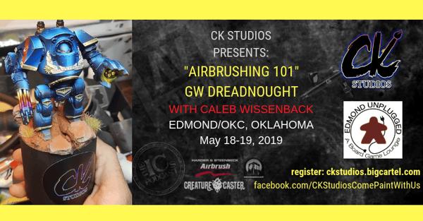 Image of AB 101 - Edmond/OKC, OK MAY 18-19 w/Caleb