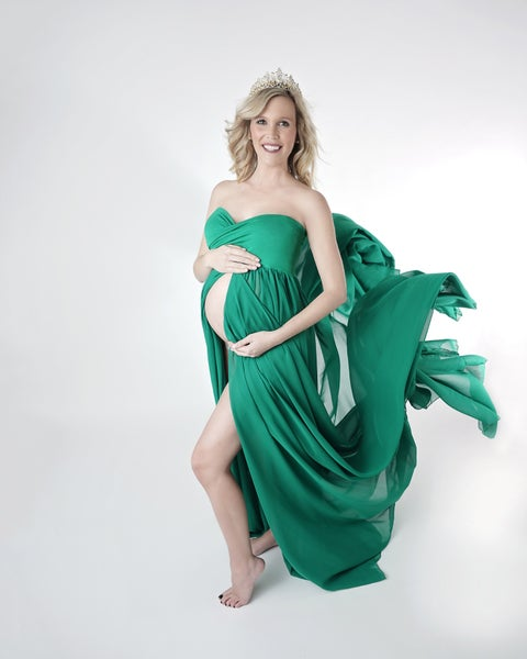 Image of Sew Trendy Rachel Gown