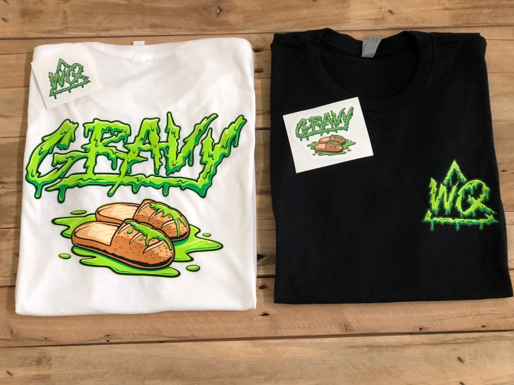 Image of WQ gravy t-shirt