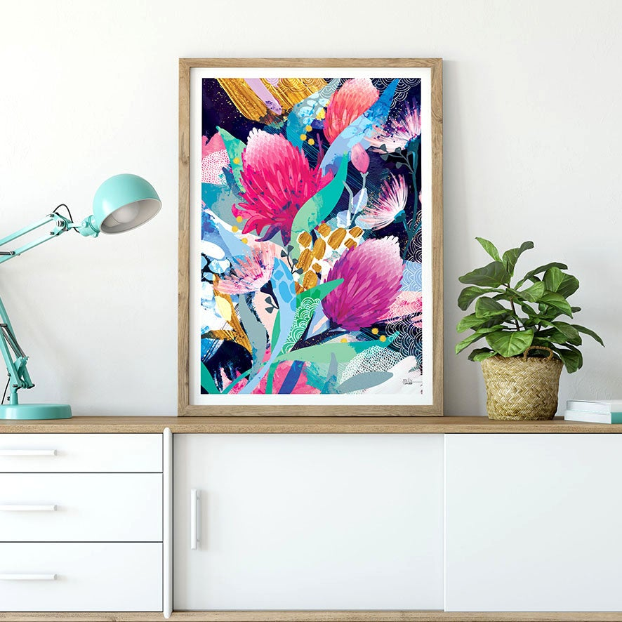 Image of Australian Dream - Art Print