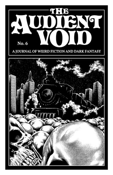 Image of The Audient Void Issue #6
