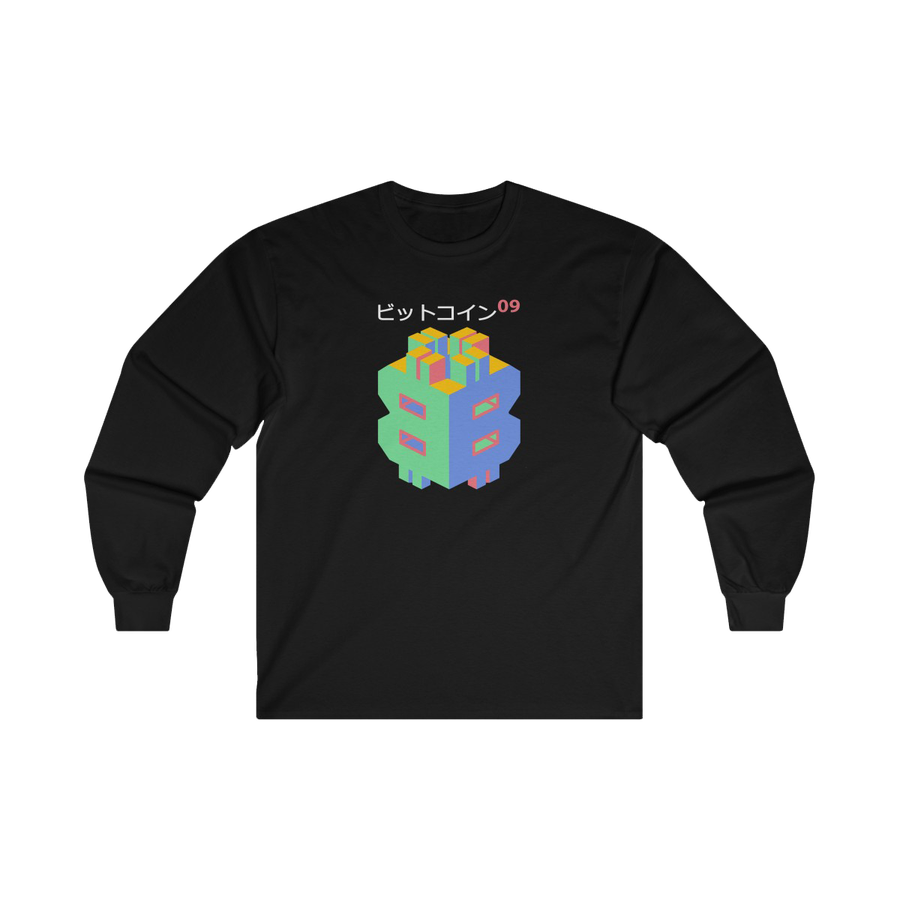 Image of B09 Long Sleeve Tee