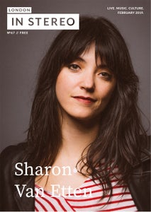 Image of London in Stereo // Sharon Van Etten