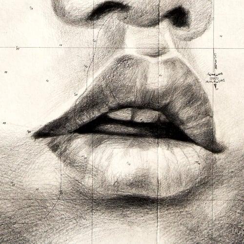 "Image of Canva Art Print - ""Bébé de Moe Bye"""