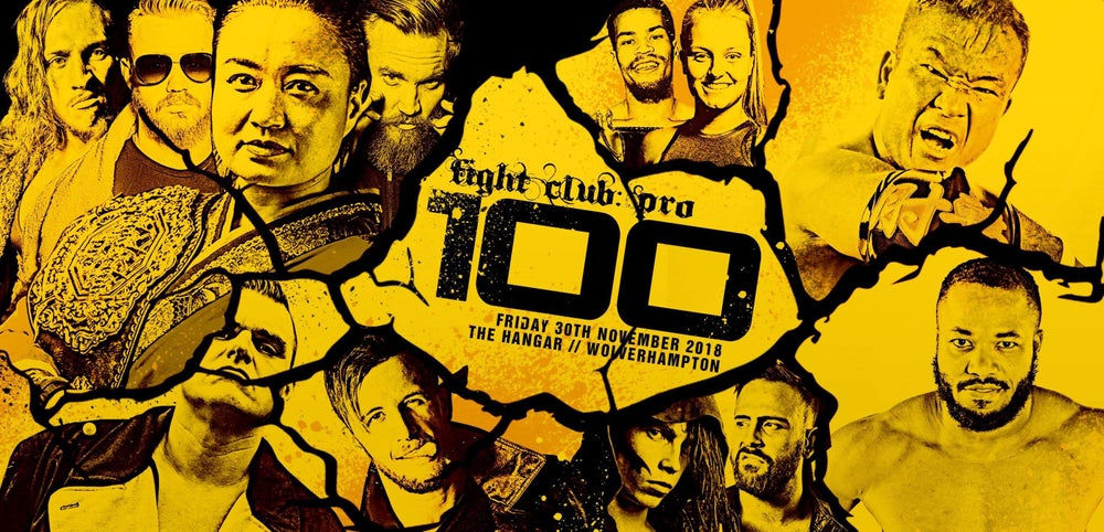 Image of FIGHT CLUB: PRO DVDS 2018