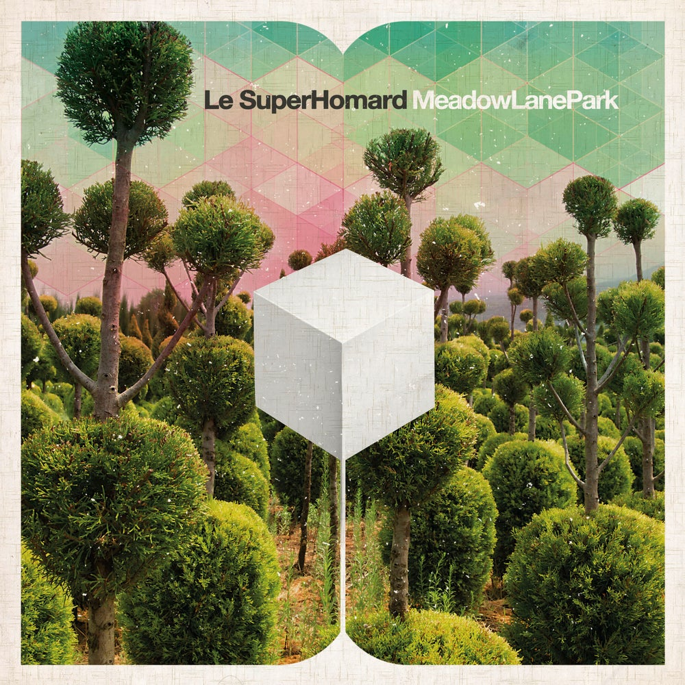 "Image of LE SUPERHOMARD - Meadow Lane Park (Limited White 12"" Vinyl LP or CD Digipak)"
