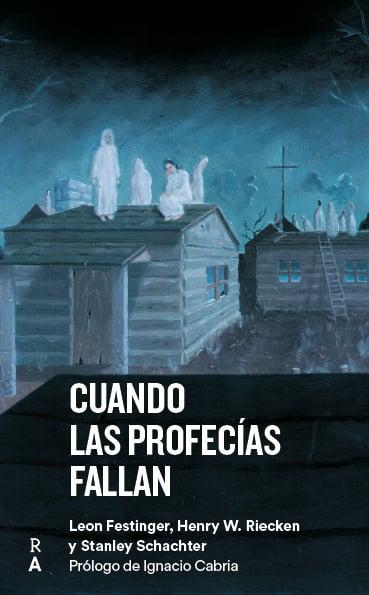 """Image of Libro """"Cuando las profecías fallan"""""""