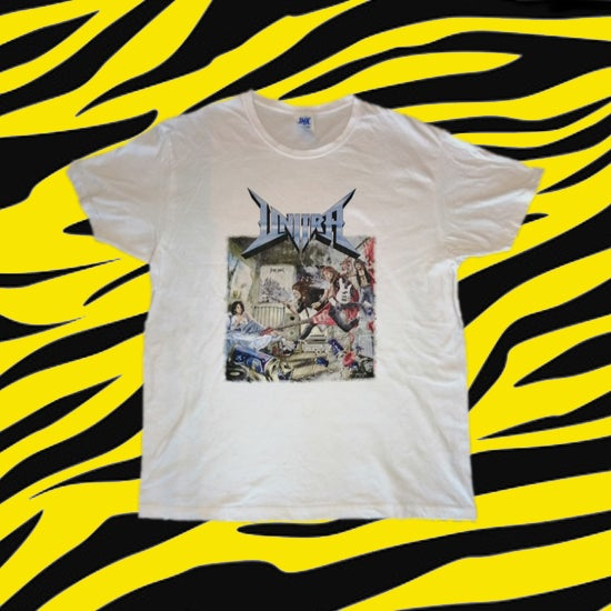 Image of UNITRA cover art T-shirt