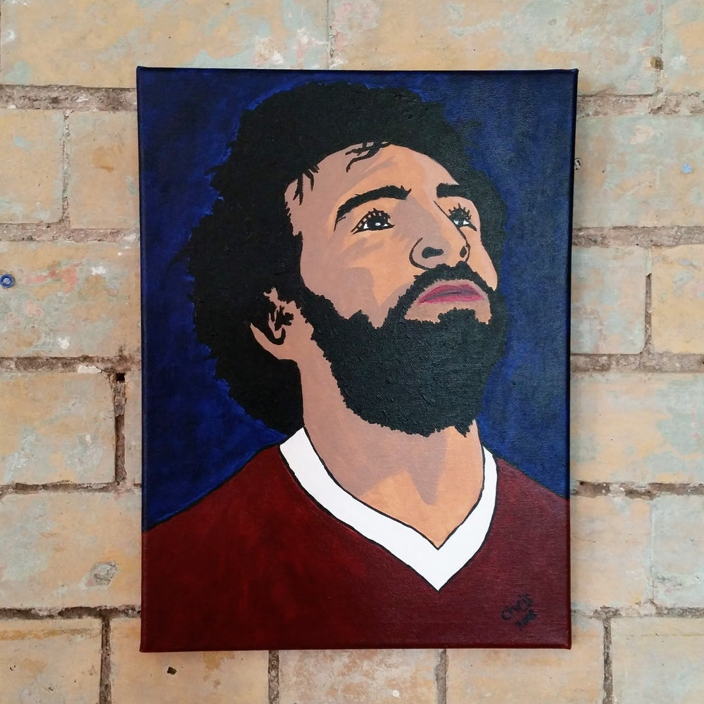 Image of Magic Mo Canvas by Chris Hendrick