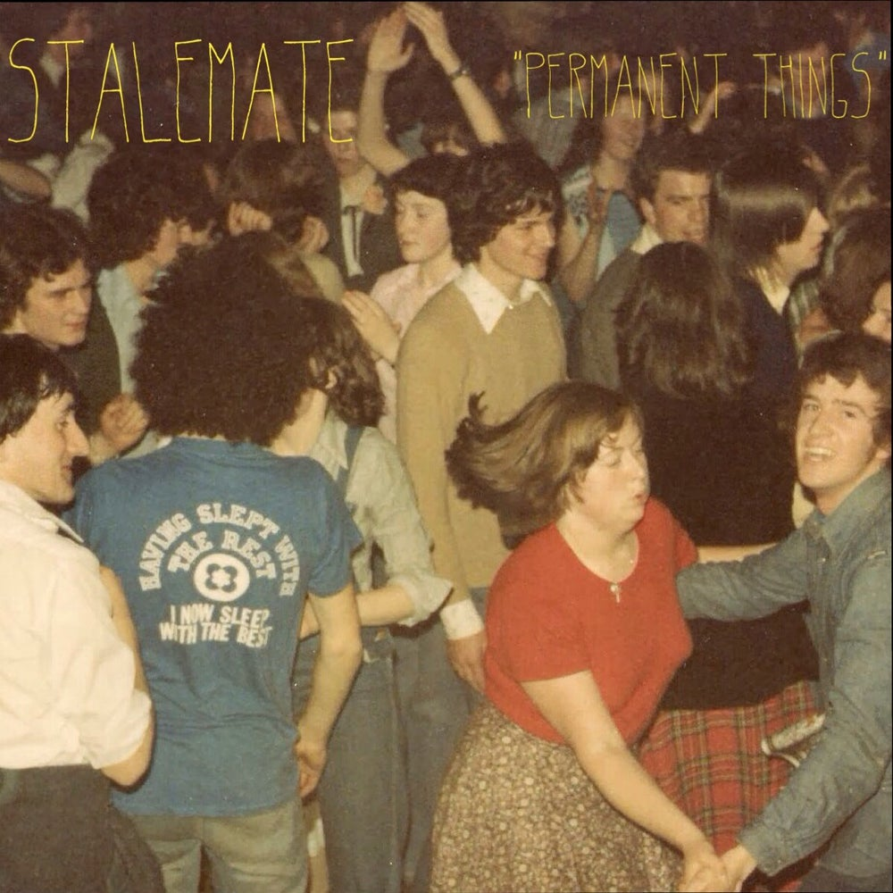 Image of Stalemate - Permanent Things LP + CD
